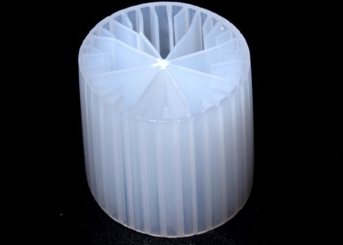 HDPE Plastic Filter Media MBBR FOR RAS SYSTEM long life span media